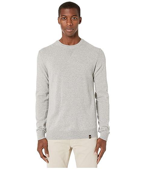 BELSTAFF Engineered Crew Neck Sweater