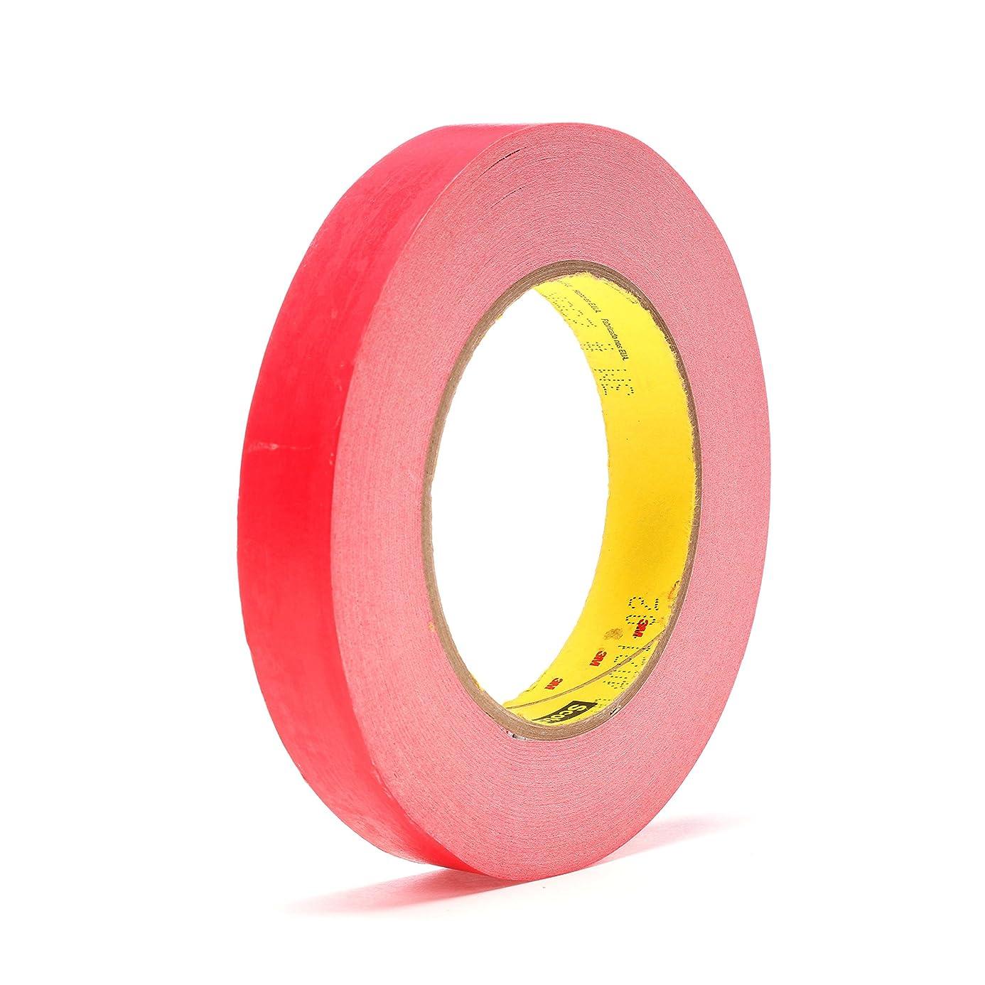 Scotch Printable Flatback Paper Tape 256 Red, 3/4