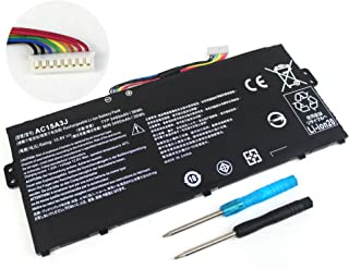Gomarty AC15A3J AC15A8J Laptop Battery compatible for Acer Chromebook 11 C735 Series C735-C7Y9 CB3-131 Chromebook R11 Series C738T CB3-111 CB5-132T C5-311 CB5-132T-C8ZW 10.8V 3490MAH - 1 Year Warranty
