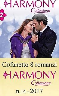 Cofanetto 8 Harmony Collezione n.14/2017 (Cofanetto Collezione Vol. 14) (Italian Edition)