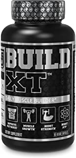 Build-XT Muscle Builder – Daily Muscle Building Supplement for Muscle Growth and..