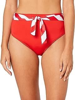 Duskii Women's Tango High Waisted Bikini Bottoms