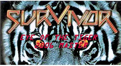 Eye of the Tiger 2006 Master