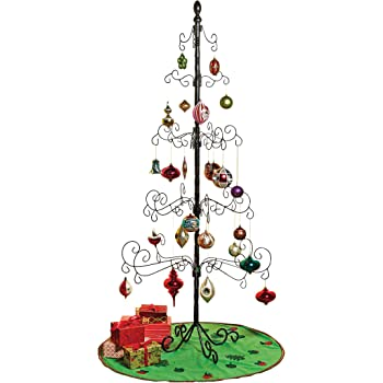 Wish You a Merry Christmas Happy New Year Tree Shape Magnet 10 1//2 Seasonal Holiday Decor for Car Mad Mags