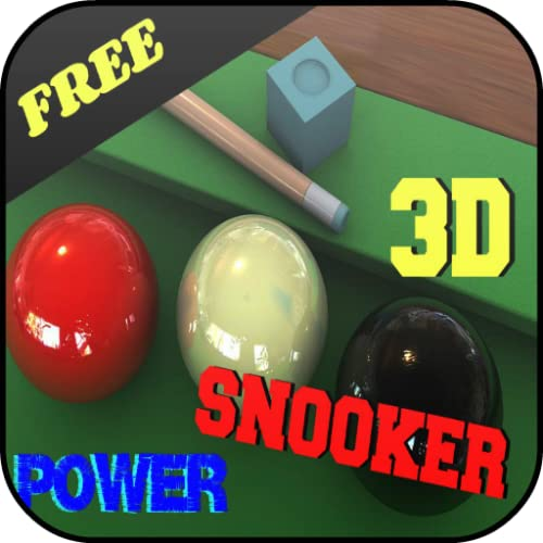 Power Snooker 3D