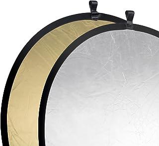 Walimex Pro Faltreflektor 107 cm gold/silber