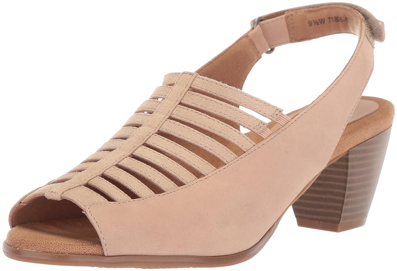 グロー深く神の[Trotters] Women's Minnie Sandal [並行輸入品]