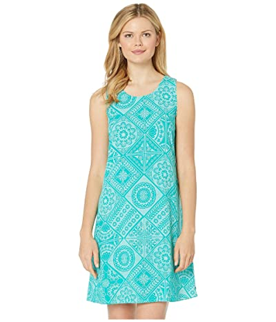 Hatley Meghan Dress (Vista Mar Green) Women