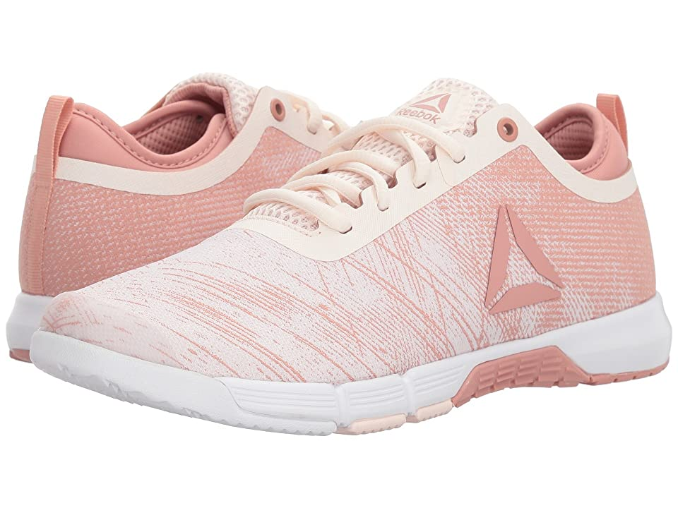Reebok Speed Her TR (Pale Pink/Chalk Pink/White/Silver) Women