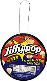 Jiffy Pop Butter Popcorn, 4.5 Ounce -- 12 per case.