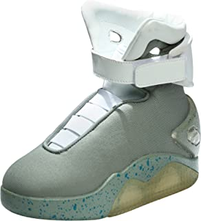 Kid's Back to the Future 2 Light Up Shoes Universal Studios Officially Licensed