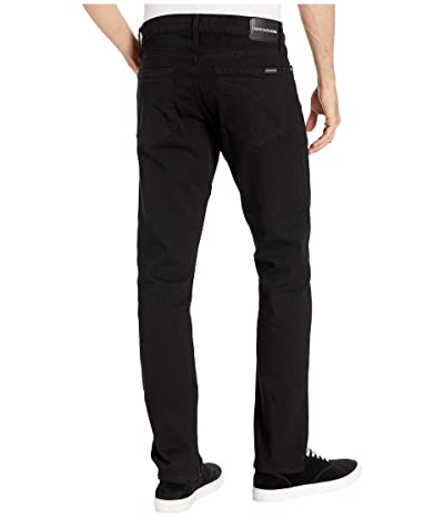 Calvin Klein Jeans Slim Fit (Forever Black) Men