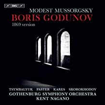 Alexander Tsymbalyuk, Maxim Paster, Mika Kares, Sergei Skorokhodov - Boris Godunov (2019) LEAK ALBUM