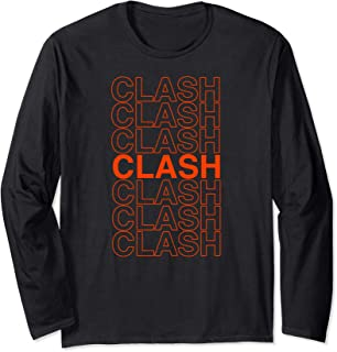 Clash Repeat Shirt Gift For Royale Gamers Long Sleeve T-Shirt