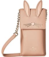 Kate Spade New York - Rabbit North/South Phone Crossbody