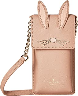 Rabbit North/South Phone Crossbody
