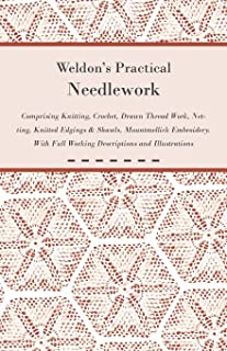 Best weldon's practical crochet Reviews
