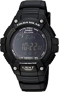 Men's Solar Runner Tough Solar Multi-Function Runner Watch