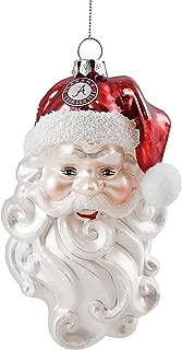 University of Alabama Santa Claus Hanging Christmas Ornament