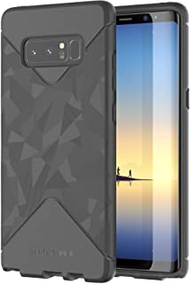 tech21 - Phone Case Compatible with Samsung Galaxy S9 - Evo Luxe - Black