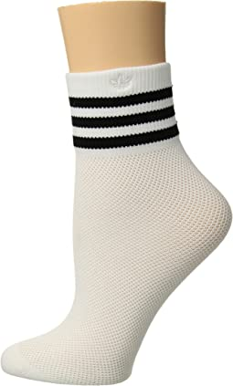 Originals Mesh Striped Ankle Single Quarter Sock