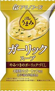 アマノフーズ Theうまみ ガーリックスープ 7g×10袋