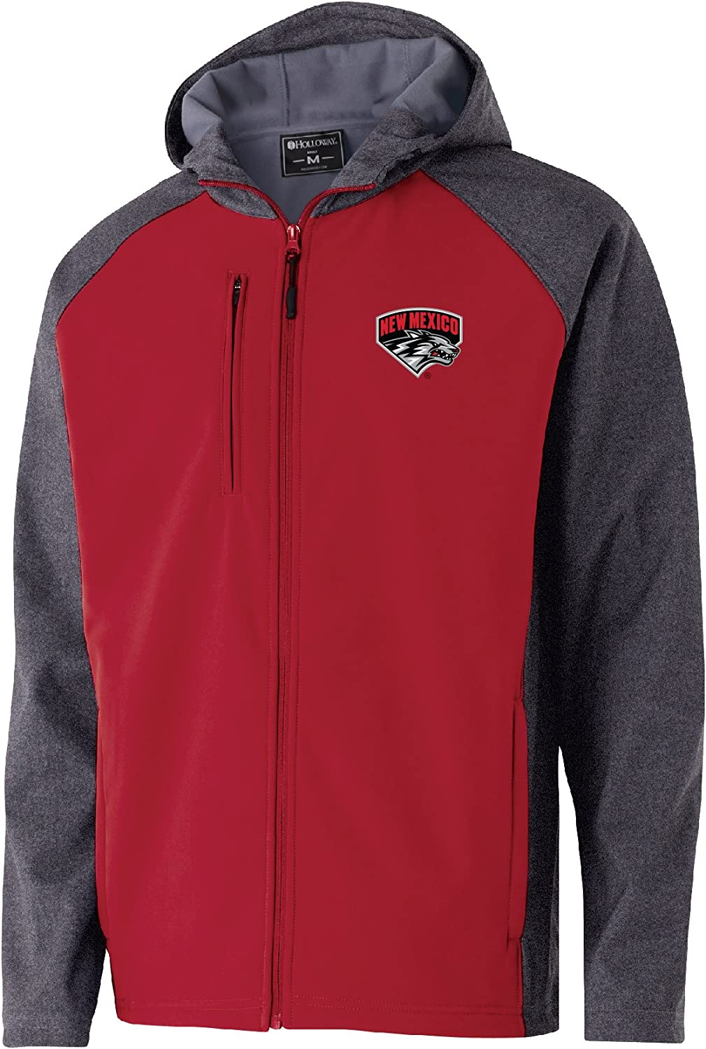 NCAA Adult-Men Men's Raider Soft Shell Jacket
