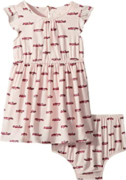 Kate Spade New York Kids - Hot Rod Dress (Infant)