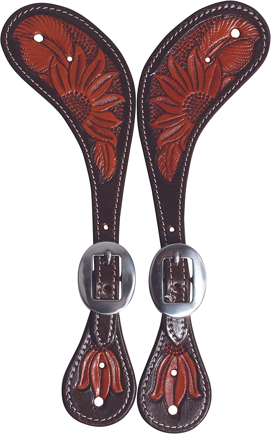Professional S Choice Ladies Sunflower Spur Strap