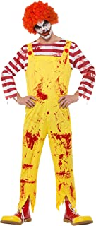 ronald mcdonald fancy dress costume