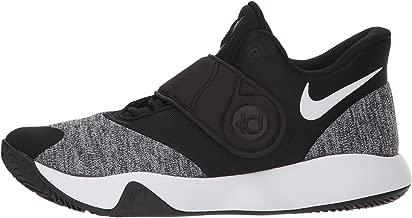 Nike Men's KD Trey 5 VI Basketball Shoes, Black/White-Black, 8