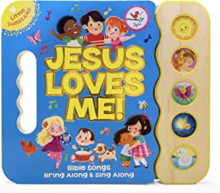 Jesus Loves Me Songbook (Early Bird Sound Books) (Little Sunbeams)