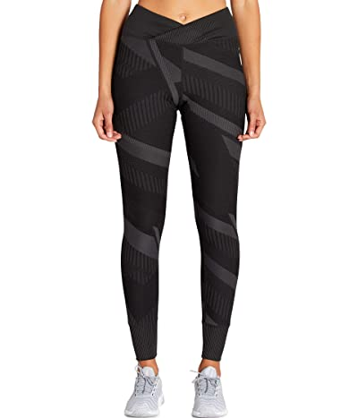 ASICS Lace Tights (Performance Black/Brilliant White) Women