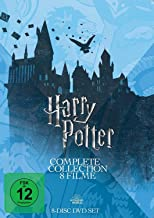 Harry Potter Complete Collection - 8 Filme [Alemania] [DVD]