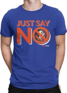 FSU Haters Just Say No T-Shirt for Fans in Florida