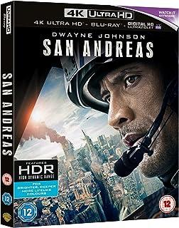 San Andreas   4K Ultra HD + Blu-ray   Arabic Subtitle Included