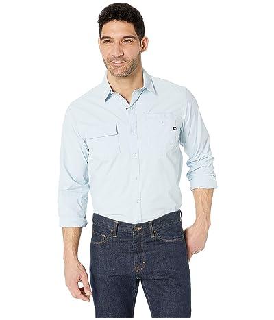 Marmot Kapalino Long Sleeve Shirt (Celestial Blue) Men