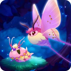 Collect beautiful real life moth species Build and decorate your own rainforest environment Meet quirky creatures of the night like owls, toads, and fireflies