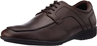 Hush Puppies Men's City Bounce-Lace Up Leather Formal Shoes