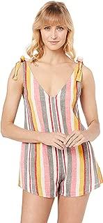 Rusty Women's Troublemaker Stripe Playsuit