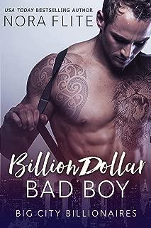 Billion Dollar Bad Boy (Big City Billionaires)