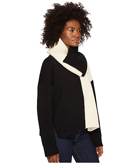 Removable Infinity Neck Sportmax Sweater Block Bias Califfo T6A5a5qw