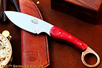 DKC Knives Sale (0 7/18) DKC-501 YITMAX 440c Stainless Steel Knife Hunting Knife 8