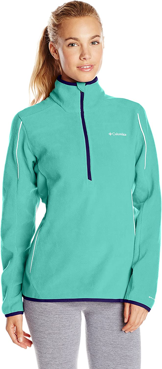 Columbia Sportswear Women's Crosslight II Half Zip Fleece Jacket
