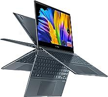 "ASUS ZenBook Flip 13 OLED Ultra Slim Convertible Laptop, 13.3"" OLED FHD Touch Screen, Intel Evo Platform Core i7-1165G7..."