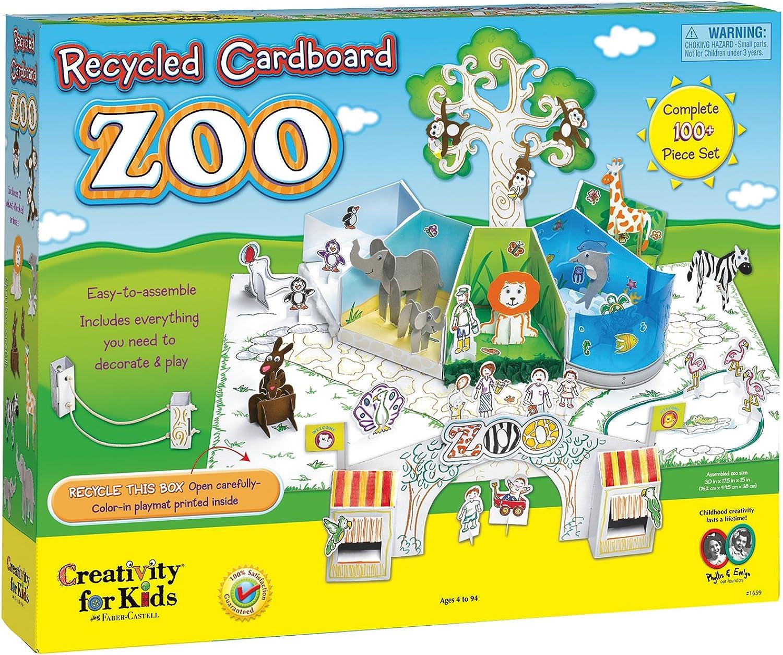 El ultimo 2018 Zoo Zoo Zoo di Cochetone riciclato Kit-  lo último