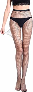 Best large hole fishnet tights Reviews