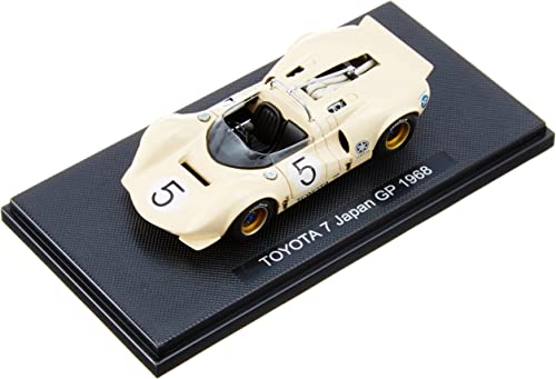 EBBRO 1 43 JAPAN GP Series TOYOTA 7 1968 Japan GP No5 (japan import)