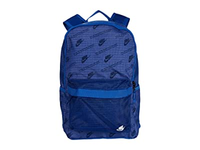 Nike Heritage Backpack 2.0 (Game Royal/Plum Chalk/White) Backpack Bags