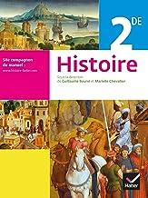 Histoire 2de éd. 2010 - Manuel de l'élève (Histoire Lycée)